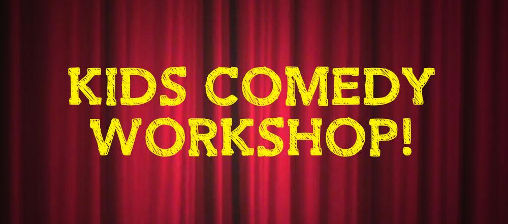 Comedy Workshops for Kids image
