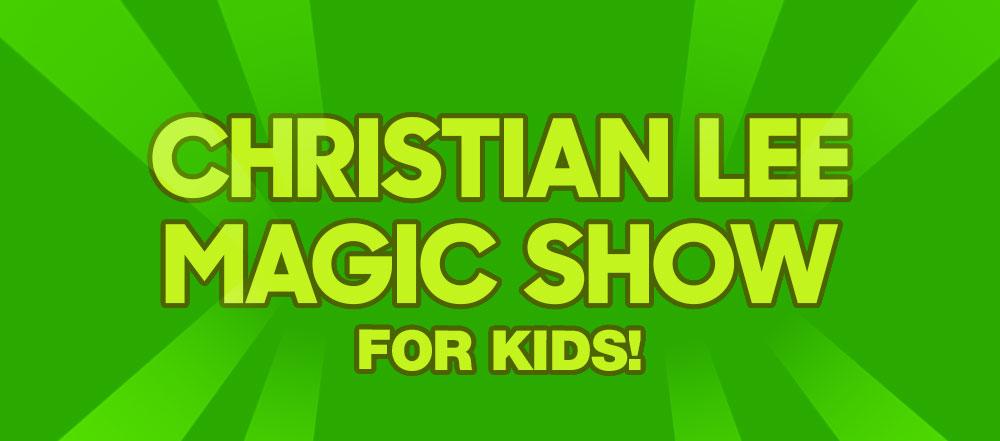 Christian Lee Magic Show image