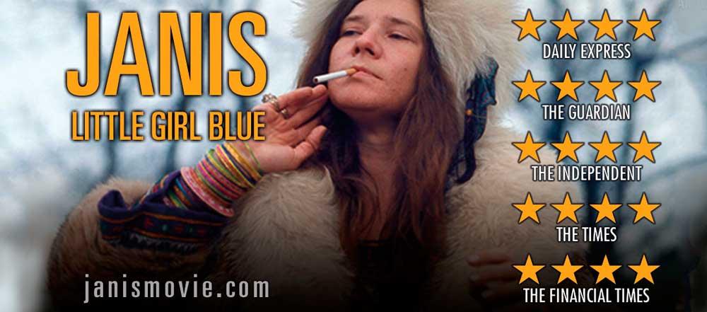 Janis: Little Girl Blue image