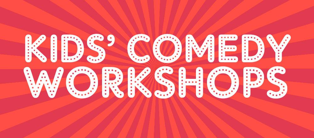 New Comedy Workshop for Kids image