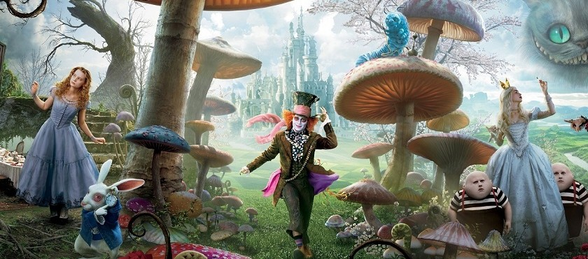 Alice Through The Looking Glass image