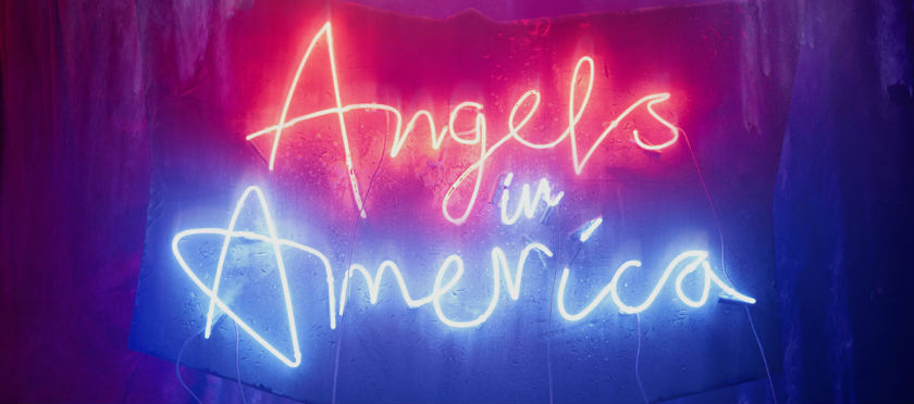 NT LIVE:  Angels In America  image
