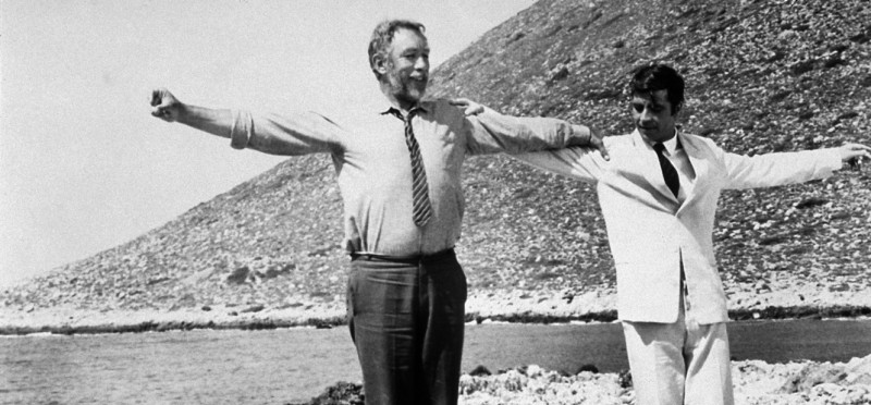 Zorba the Greek image