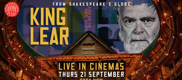 King Lear: Live from the Globe image
