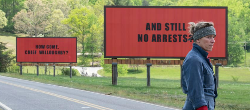 Three Billboards... image