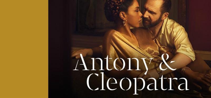 NT Live: Anthony & Cleopatra image