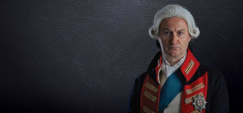 NT Live: George III image