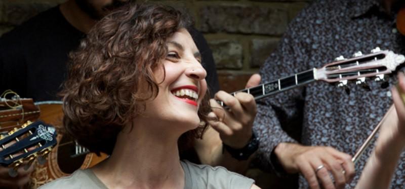 Live Music: Marina Deligianni image