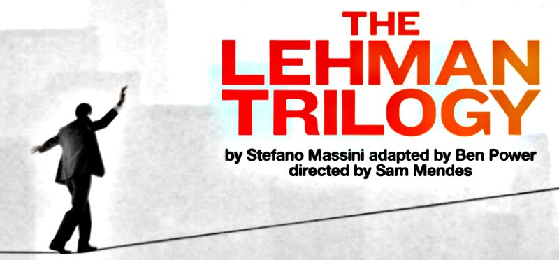 NT Live: The Lehman Trilogy image