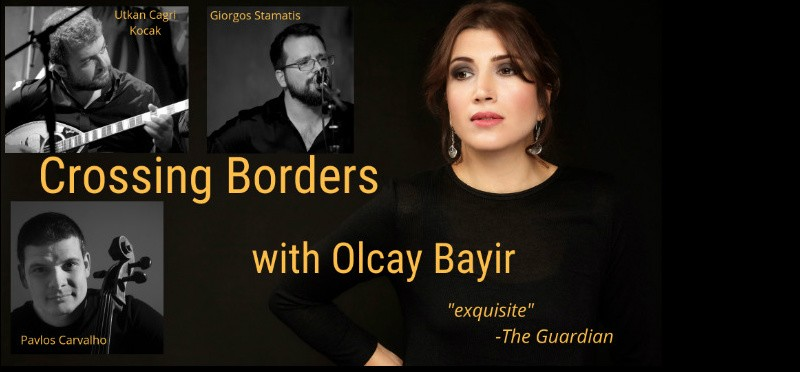 Crossing Borders Olcay Bayir image