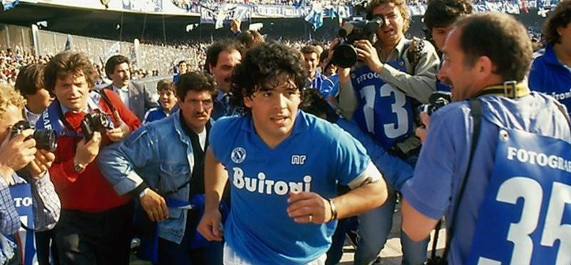 Diego Maradona image