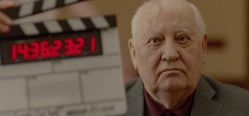 Meeting Gorbachev image