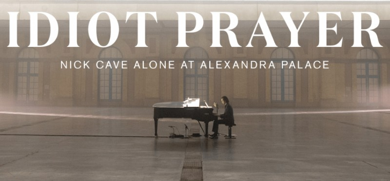 Idiot Prayer - Nick Cave Alone  image