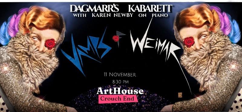 Dagmarr's Kabarett image