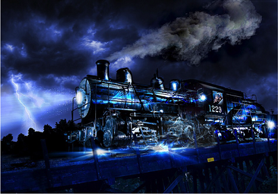 Ghost Train - The Guild Players