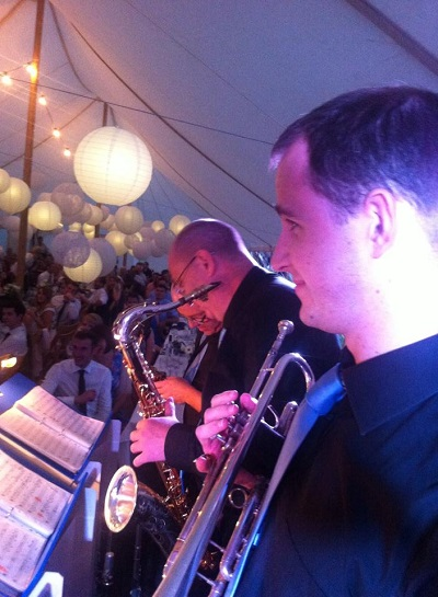 The Chris Mackey Swing Orchestra