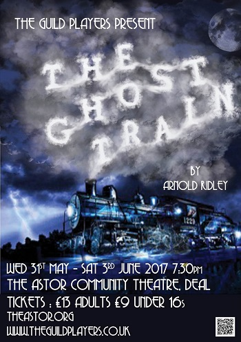 The Ghost Train -  Guild Players