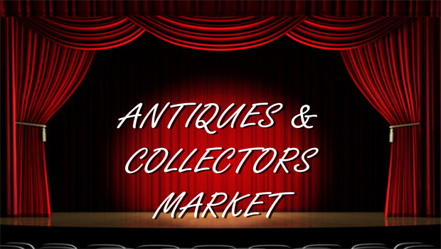 Antiques & Collectors Market Oct
