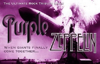 Purple Zeppelin 2019