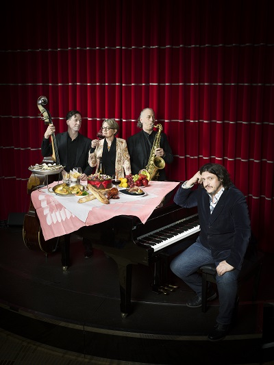 The Jay Rayner Quartet