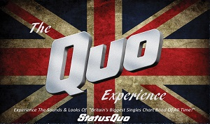 The Quo Experience 2018