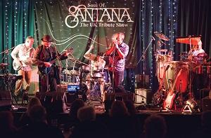 Soul of Santana 2018