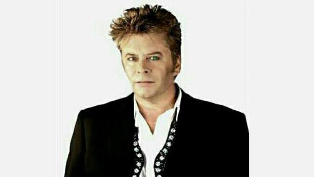 Jean Genie - John Mainwaring is David Bowie