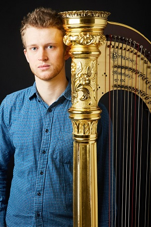OLIVER WASS Harp