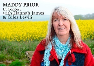 Maddy Prior 2018
