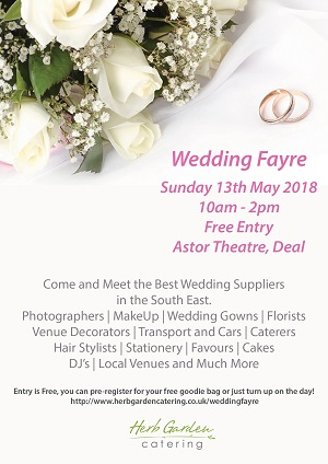 Wedding Fayre May 2018