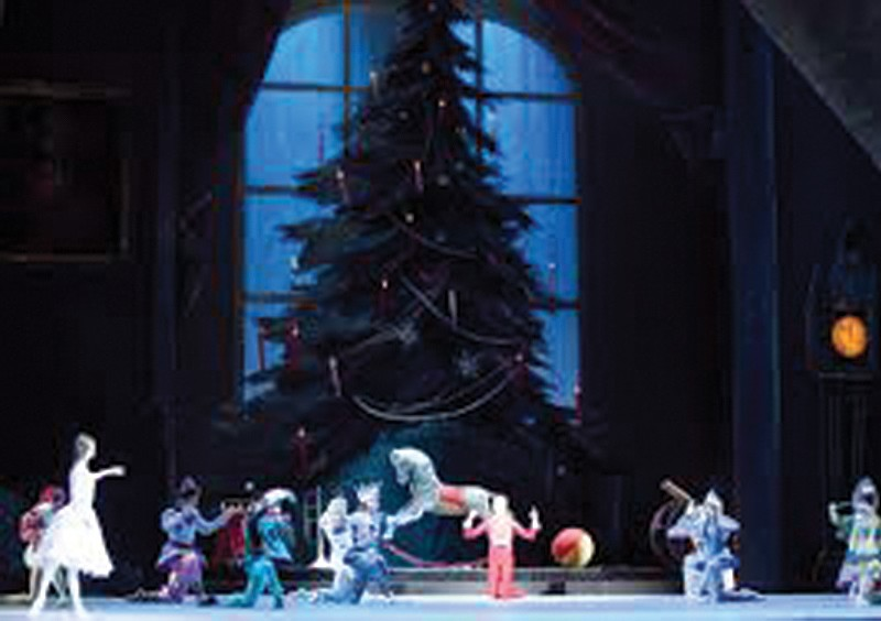The Bolshoi Ballets's Nutcracker