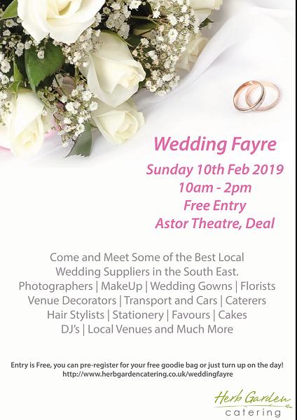 Wedding Fayre 2019