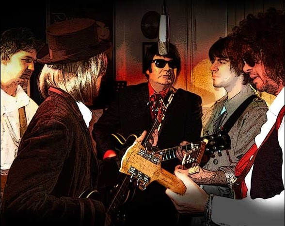 Roy Orbison & The Traveling Wilburys