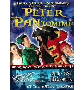 Peter Pan Family Panto