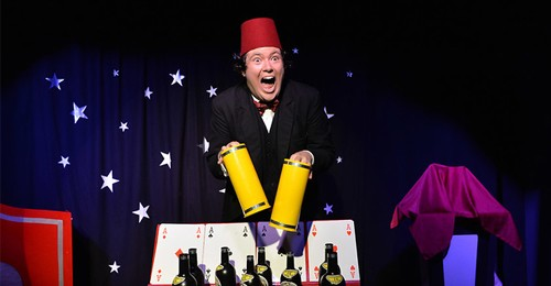 Just Like That - The Tommy Cooper Show