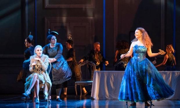 Glyndebourne Opera Live Presents Cinderella