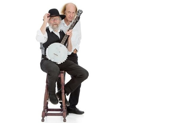 John Otway & Wild Willy Barrett  - Nearly Free Tour