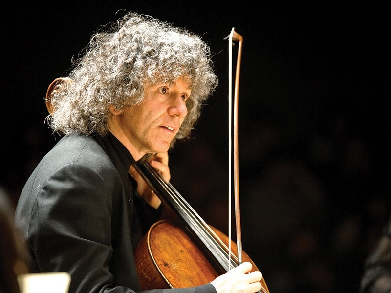 Steven Isserlis - Cello