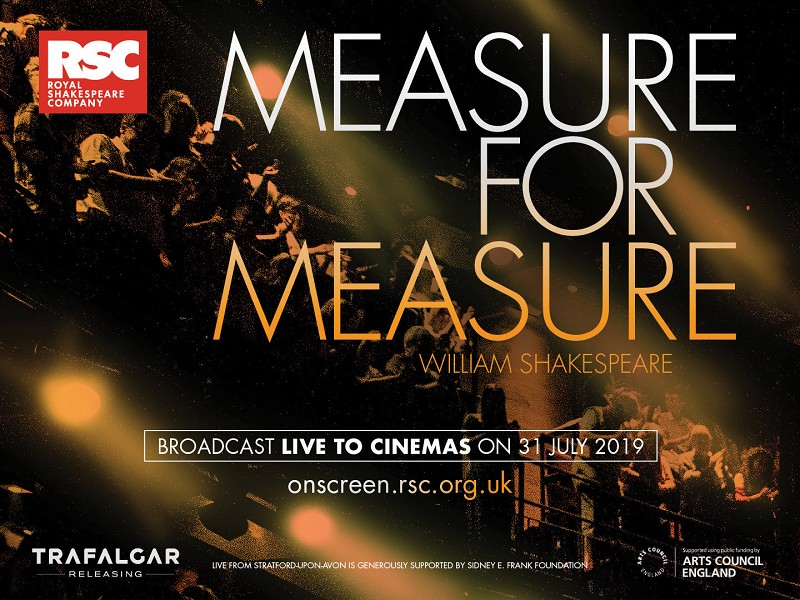 RSC - Measure for Measure