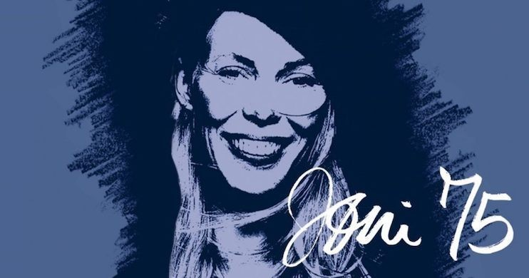Joni Mitchell 75th Birthday Film