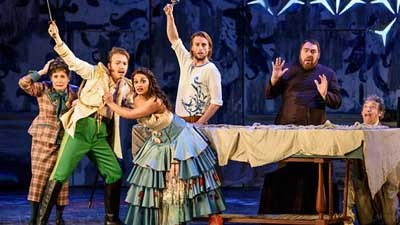Glyndebourne Opera Live presents The Barber of Seville