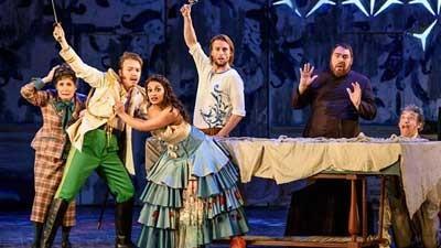 Glyndebourne Opera Live presents The Barber of Seville