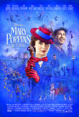 b) Mary Poppins Returns