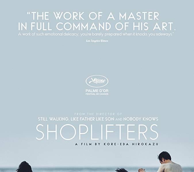 e) Shoplifters