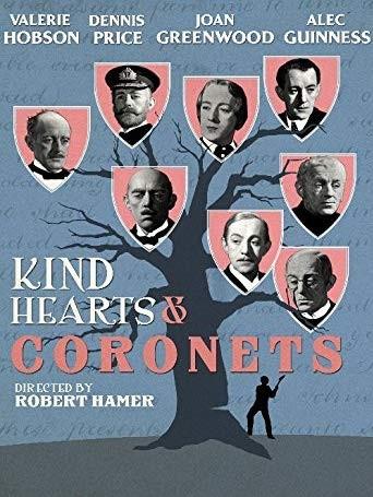 h) Kind Hearts & Coronets