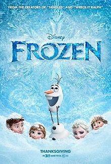 m) Frozen
