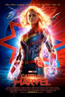 d) Captain Marvel