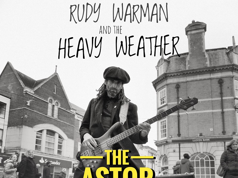 Rudy Warman & The Heavy Weather