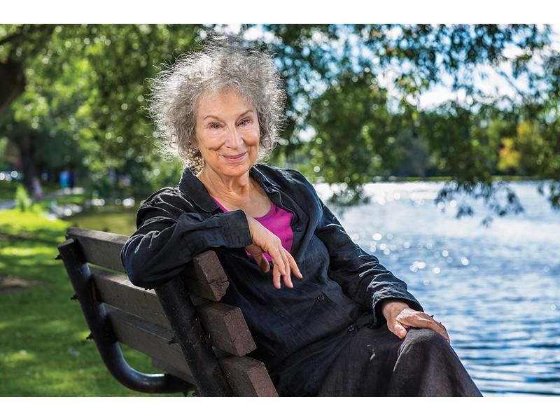 NTLive - Margaret Atwood