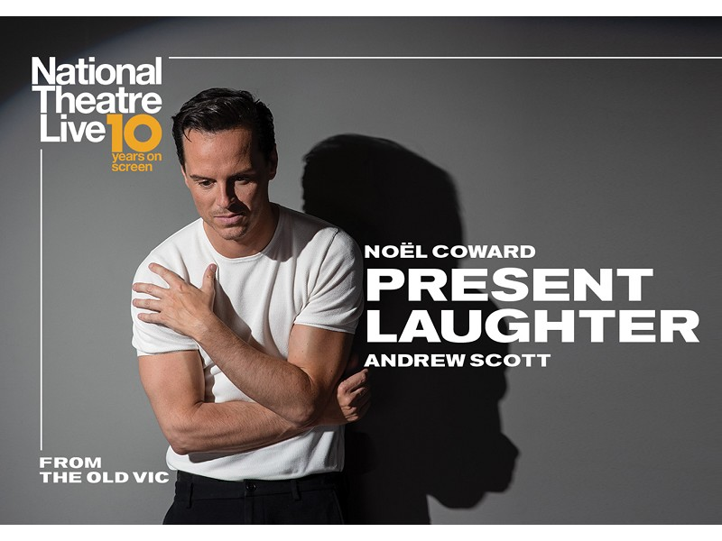 NTLive - Present Laughter